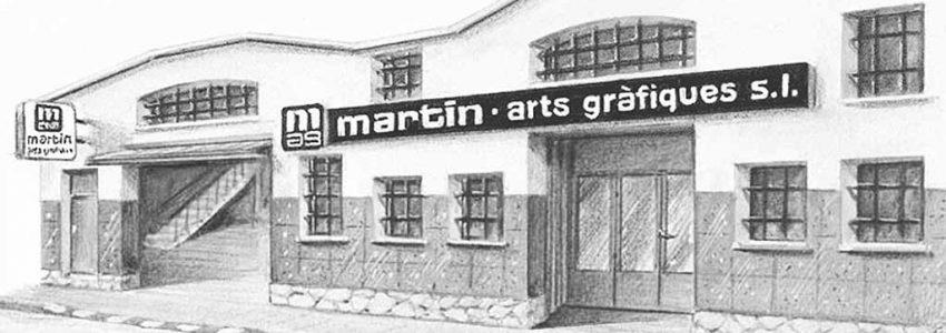Martin Arts Grafiques S.L.
