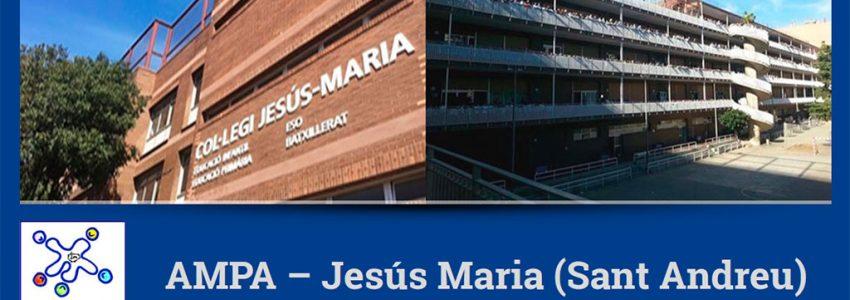 AMPA - Escola Jesús Maria de Sant Andreu